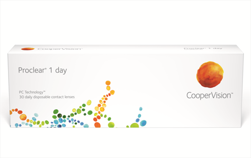 Cooper Vision COOPERVISION - PROCLEAR 1DAY - ΜΥΩΠΙΑΣ   ΥΠΕΡΜΕΤΡΩΠΙΑΣ - ΗΜΕΡΗΣΙΟΙ  30 ΦΑΚΟΙ 56ddc6a4316
